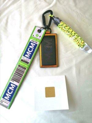 MCM Porte-clés multicolore