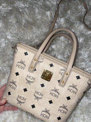 MCM Anya Mini Shopper