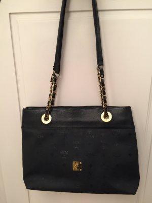 MCM BAG schwarz gold (original!) Np:600€