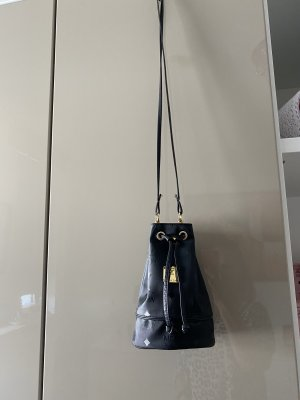MCM Mini Bag black-gold-colored