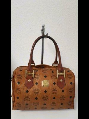 Mcm Boston Leder Tasche