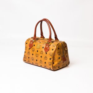 MCM Boston Speedy Tasche Original