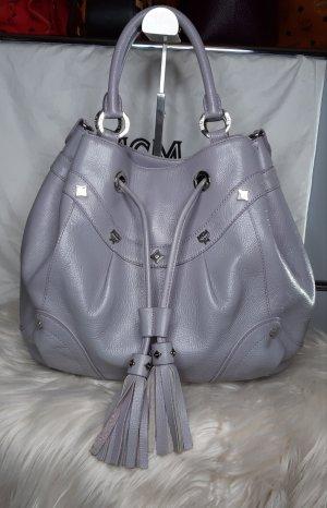 MCM Pouch Bag purple