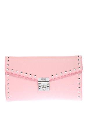 MCM Clutch pink elegant