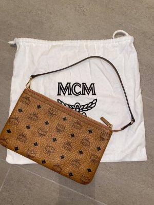 MCM Pochette cognac
