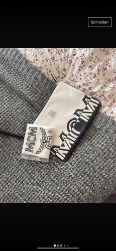 MCM Pochette noir-blanc