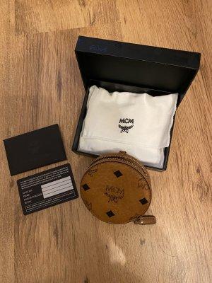MCM Portemonnee cognac