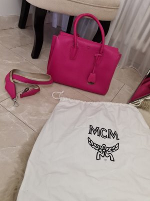 MCM Handtas roze