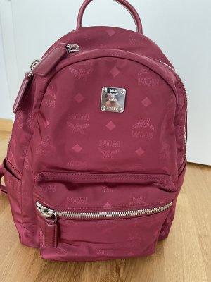 MCM Daypack bordeaux-brown red