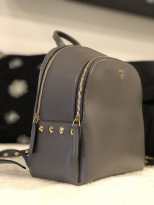 MCM Duchess Side-Stud Mini Backpack