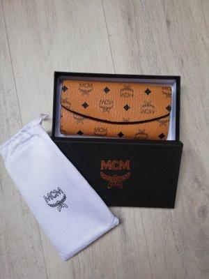 MCM Portemonnee bruin