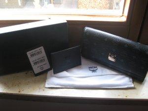MCM Geldbeutel mit Schachtel und Staubbeutel und Papieren toller Zustand