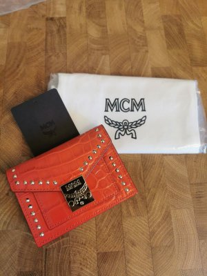 MCM Portefeuille rouge