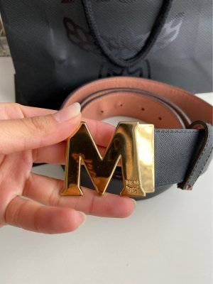 MCM Reversible Belt multicolored