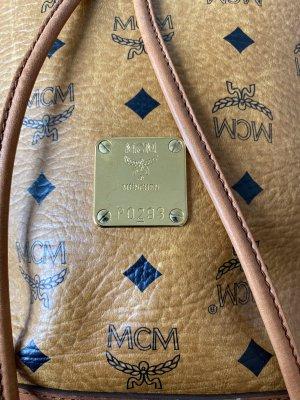 MCM Handbag brown-black