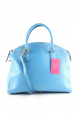 MCM Handtasche blau Business-Look