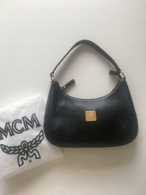 MCM Handtasche Clutch Leder