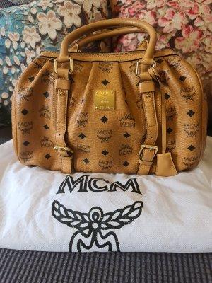 MCM Handtas bruin-cognac