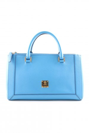 MCM Borsetta blu neon elegante