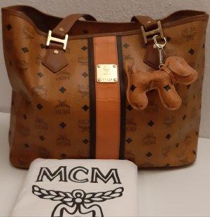 MCM Handtasche original visetos shopper
