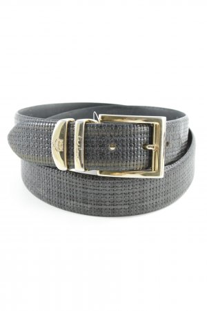 MCM Hip Belt weave pattern casual look