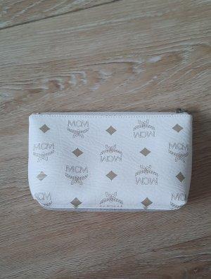 MCM Makeup Bag white