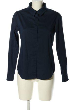 MCM Shirt met lange mouwen blauw zakelijke stijl