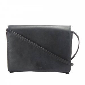 MCM Crossbody bag black leather