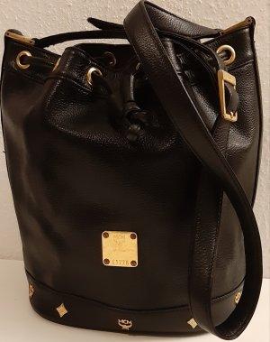 MCM Gekruiste tas zwart