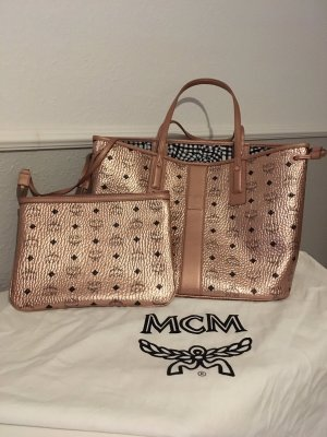 MCM Shopper or rose