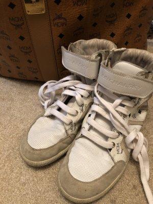 Mcm michalsky sneaker high top Schuhe Boot Monogram 36 37