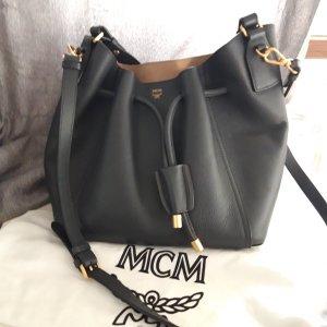 MCM Milla Drawstring Medium