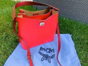 MCM Milla Hobo Bag