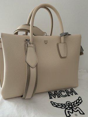 MCM Milla Large in Beige -Neu -