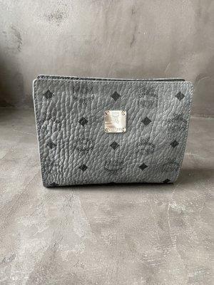 MCM Mini sac argenté