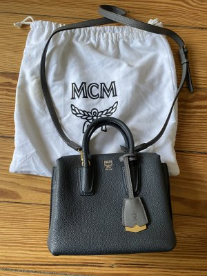 MCM Mini Milla Bag Tasche grau