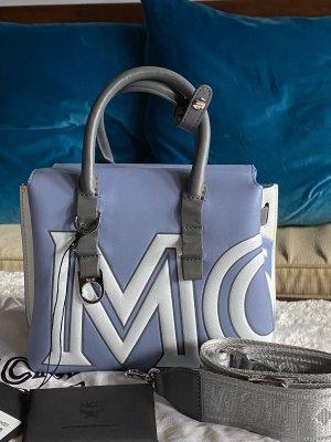 MCM Sac fourre-tout multicolore cuir