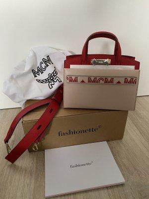 MCM Mini Tote Bag Ruby Red / Preis ist noch VB