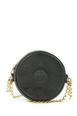 MCM Minitasche schwarz Elegant