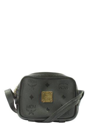 MCM Minitasche schwarz Casual-Look
