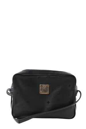 MCM Mini sac noir style décontracté