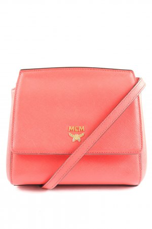 MCM Mini Bag red business style