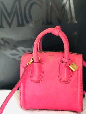 MCM Minitasche in stylischem pink