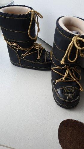 MCM Sneeuwlaarzen donkerblauw