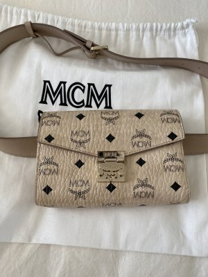 MCM Crossbody bag oatmeal