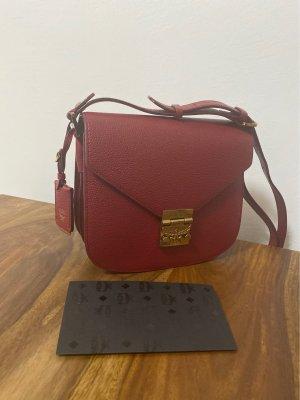 MCM Shoulder Bag multicolored leather