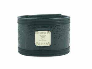 MCM Bracelet noir-argenté