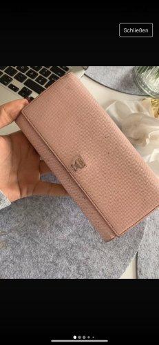 MCM Wallet rose-gold-coloured