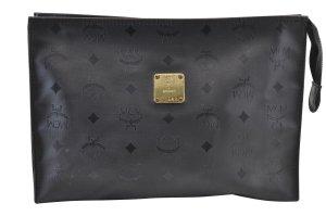 MCM PVC Leather pouch