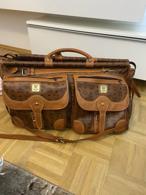 MCM Travel Bag brown